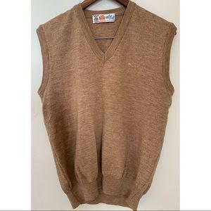Vintage Monte Carlo Wool Vest